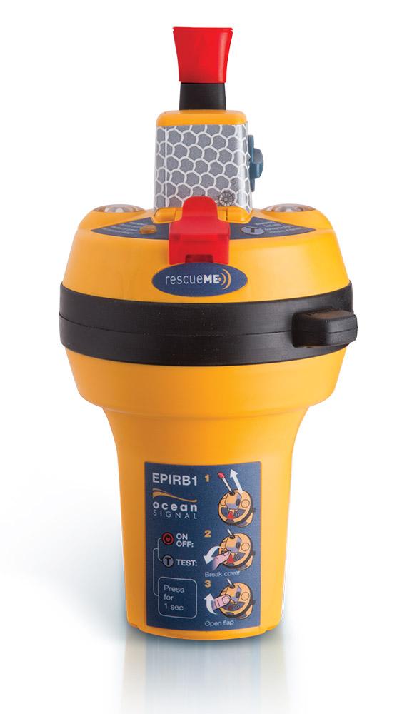 Ocean Signal rescueME EPIRB1 Position Indicating Radio Beacon