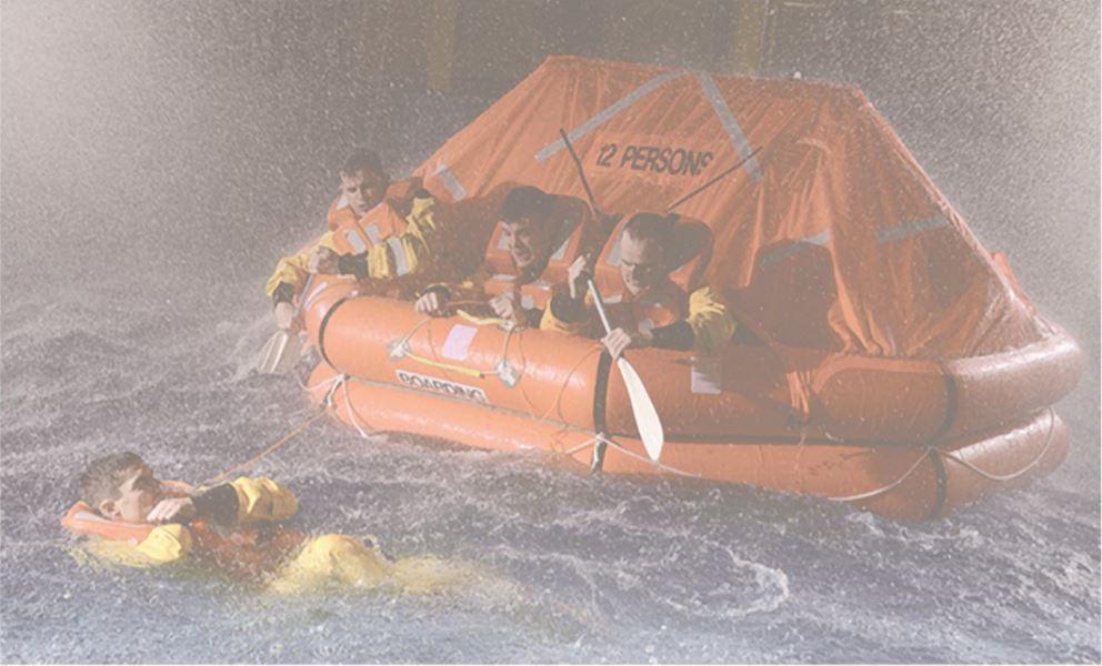 Essential marine training in the UK