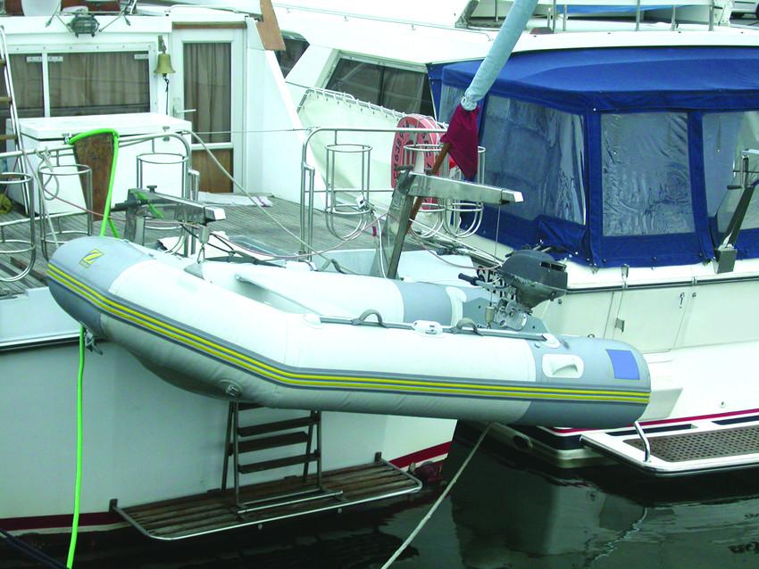 Inflatable Boat Repairs