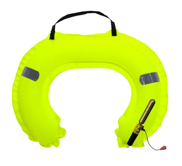 Jon buoy glo lite horse shoe buoy