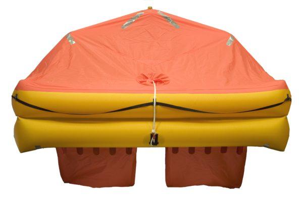 ocean safety ocean iso9650 liferaft 8 back