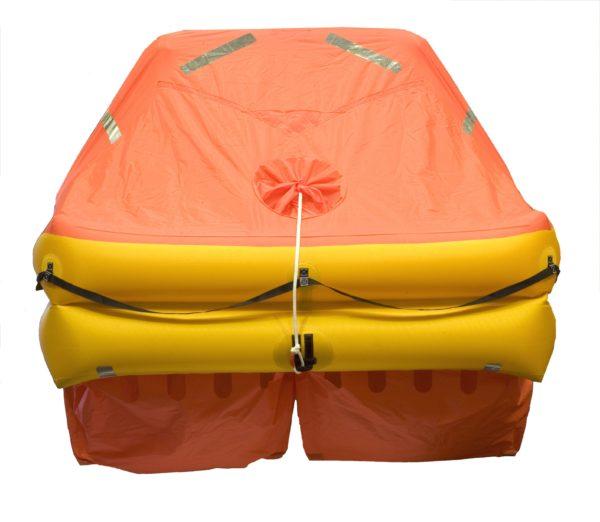 ocean safety ocean iso9650 liferaft back