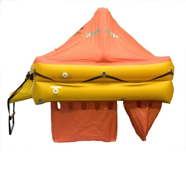 ocean safety ocean iso9650 liferaft ballast pockets