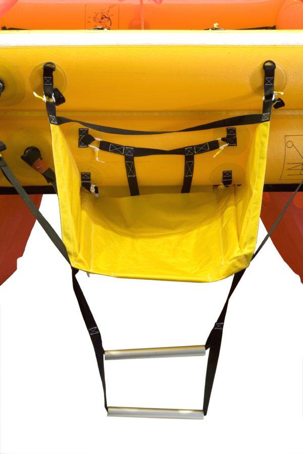 ocean safety ocean iso9650 liferaft boarding ladder