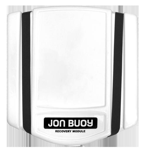jon buoy glo lite recovery module white case
