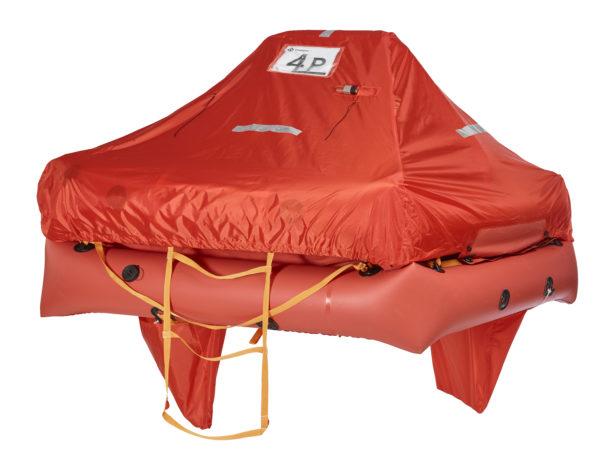 Crewsaver Mariner Liferaft canopy view