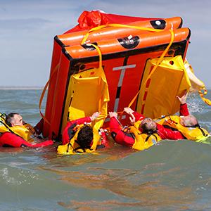 Crewsaver Lifejacket shoot