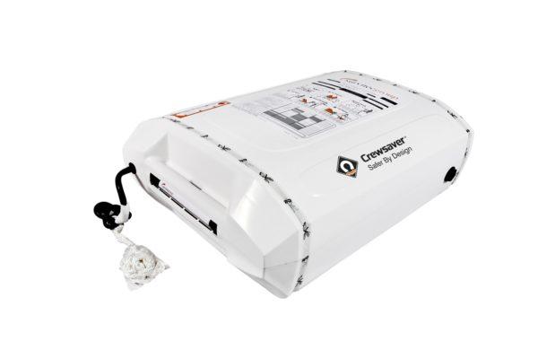 crewsaver ocean ISO9650-1 lliferaft container