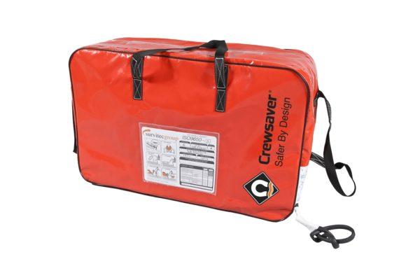 crewsaver ocean ISO9650-1 lliferaft valise
