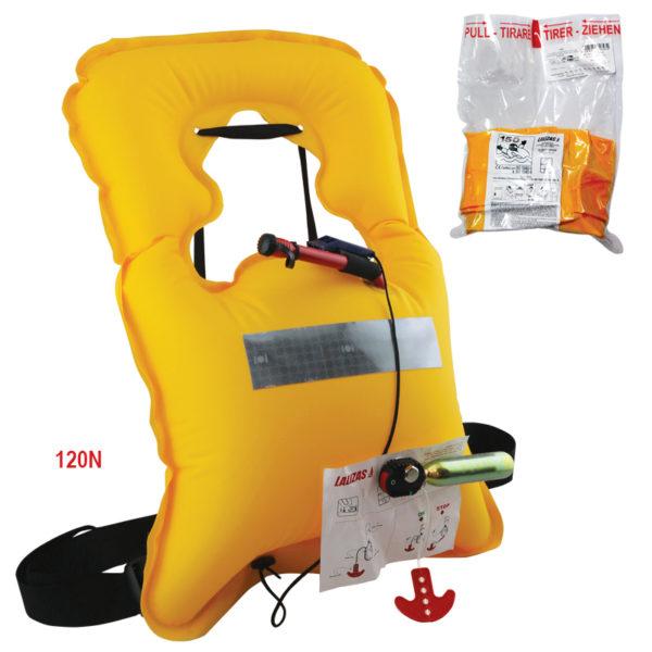 Lalizas vita lifejacket manual